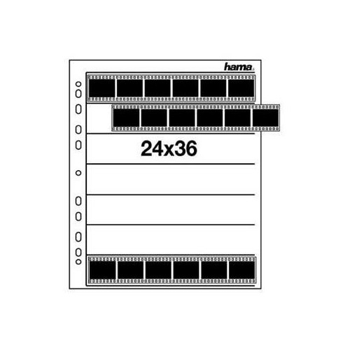 HAMA Pergamynblad  26x31 35/7x6/100