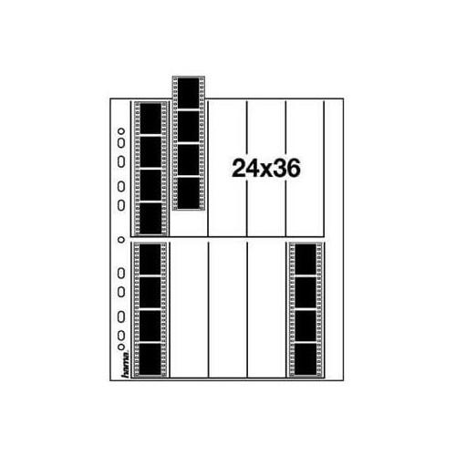 HAMA Arkivsystem 35/10x4/25 Pergamyn