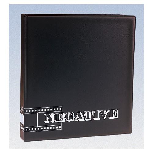 HAMA Negativpärm Svart A4+ 25mm