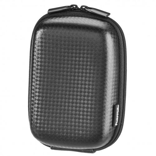 HAMA Kompaktväska Hardcase 60L Carbon Svart