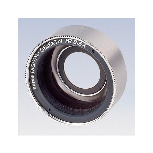HAMA Vidvinkeltillsats 0,5x Digital 37 mm