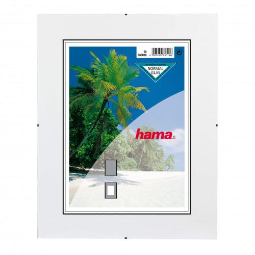 HAMA Clipsram 20x30 cm normalglas Bildstorlek 13 x 18 cm