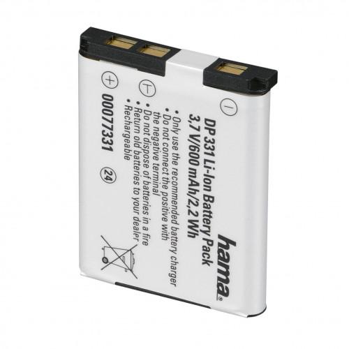 HAMA Kamerabatteri Nikon EN-EL10 Li-Ion 3,7V/550mAh