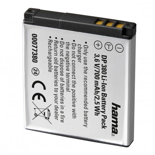 HAMA Kamerabatteri Canon NB-8L Li-Ion 3,6V/700mAh