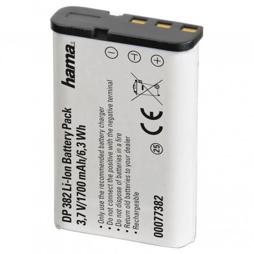 HAMA Kamerabatteri Casio NP-90 Li-Ion 3,7V/1700mAh