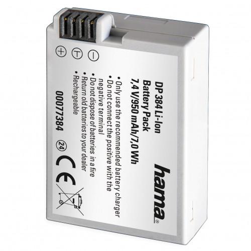 HAMA Kamerabatteri Canon LP-E8  Li-Ion 7,4V/950mAh