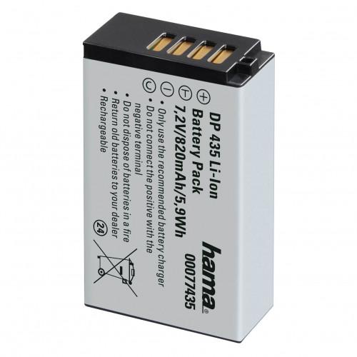 HAMA Kamerabatteri Nikon EN-EL20 Li-Ion 7,2V/820mAh