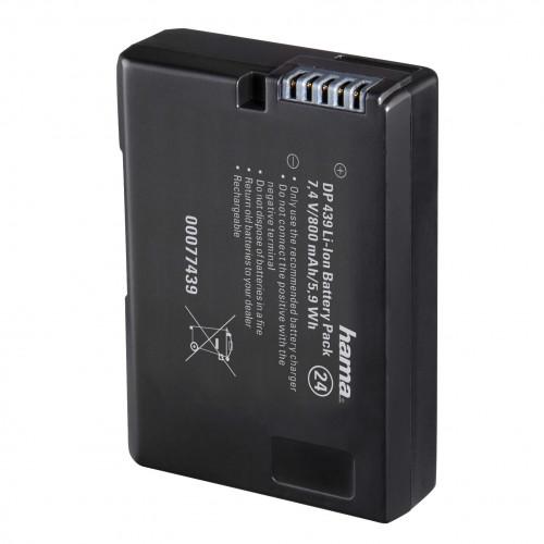 HAMA Kamerabatteri Nikon EN-EL14 Li-Ion 7,4V/800mAh