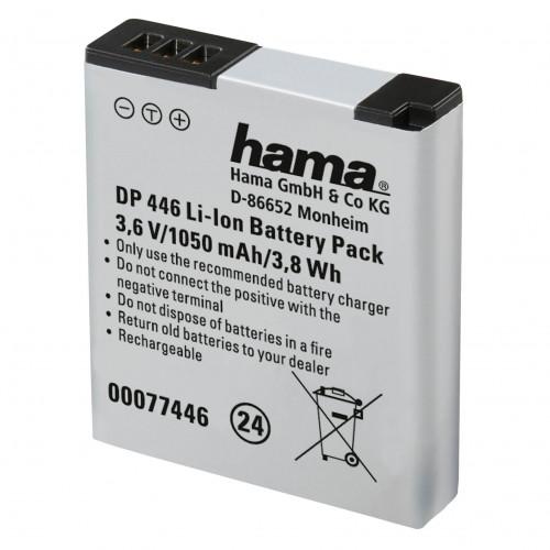HAMA Kamerabatteri Panansonic DMW-BCM13 Li-Ion 3,6V/1050mAh