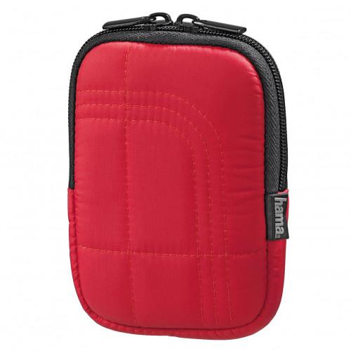 HAMA Kompaktväska Fancy Memory 50C Röd