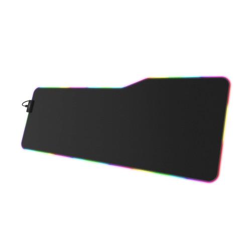 Baklyktan med riktningsindikator led svart