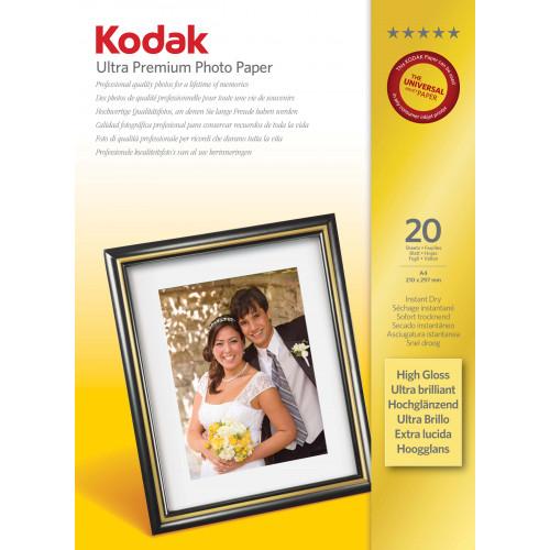 KODAK Fotopapper A4 Ultra 20-pack