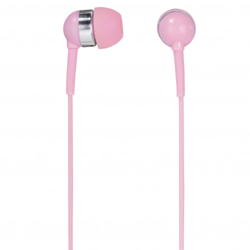 HAMA Hörlur Vivo In-Ear Mic Rosa
