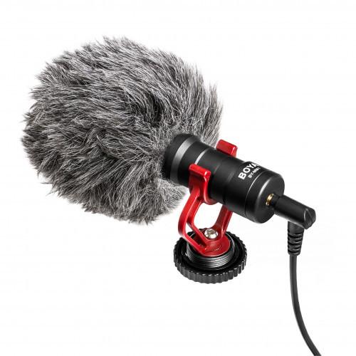 BOYA Mikrofon Kompakt Universal BY-MM1 3.5mm