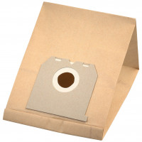 MENALUX Dammsugarpåsar 1204P Papper 5-pack
