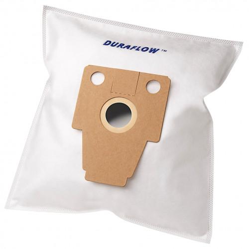 MENALUX Dammsugarpåsar 2002 Syntet 4-pack + filter