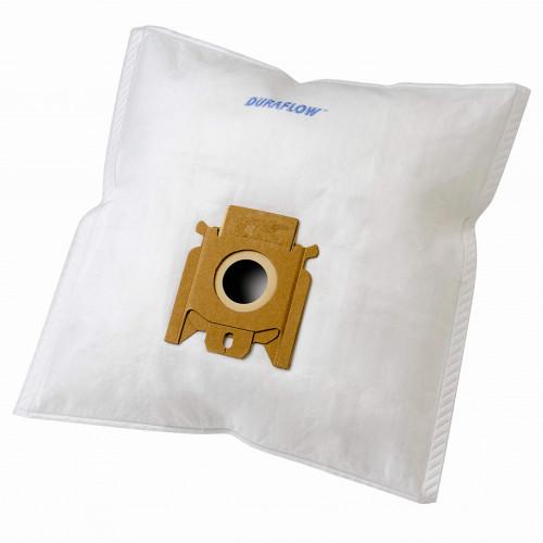 MENALUX Dammsugarpåsar 3101 Syntet 4-pack + filter