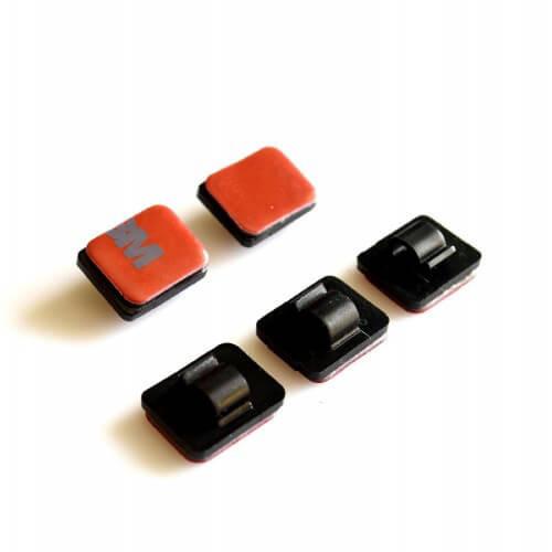 BLACKVUE Kabelhållare 5-pack Alla kameror