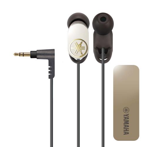 YAMAHA Hörlur EPH-W22 Bluetooth In-Ear Vit Mic