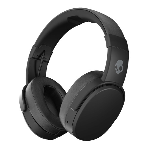 SKULLCANDY Hörlur Crusher Wireless Svart Over-Ear Trådlös Mic