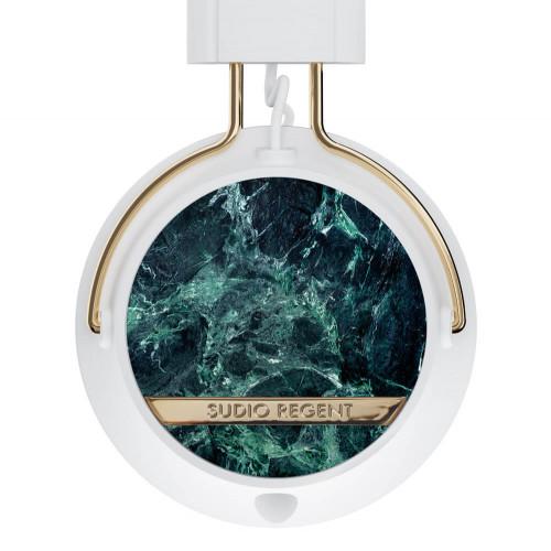 SUDIO REGENT CAPS Green Marble (endast Caps)