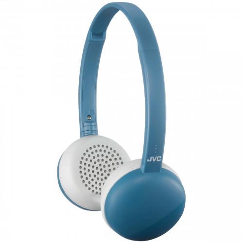 JVC Hörlur S20BT On-Ear Bluetooth Blå