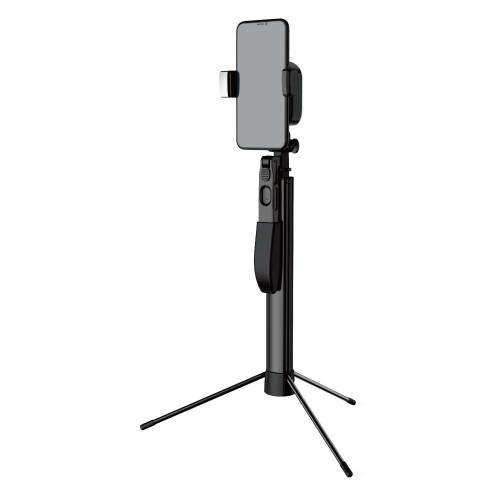 NORTH Fotostativ för Mobil (Youtube/Insta) 30-110cm Inkl Belysning och Fjärrkontroll