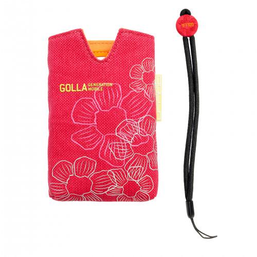 GOLLA Kompaktväska Sleeve Des. G1007 Rosa