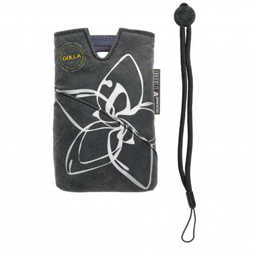 GOLLA Kompaktväska Sleeve Des. G1007 Mörkgrå