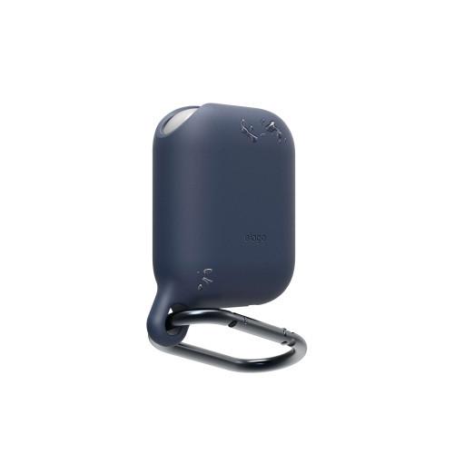 ELAGO Skyddsväska för Airpod Vattentät med Hängare Blå