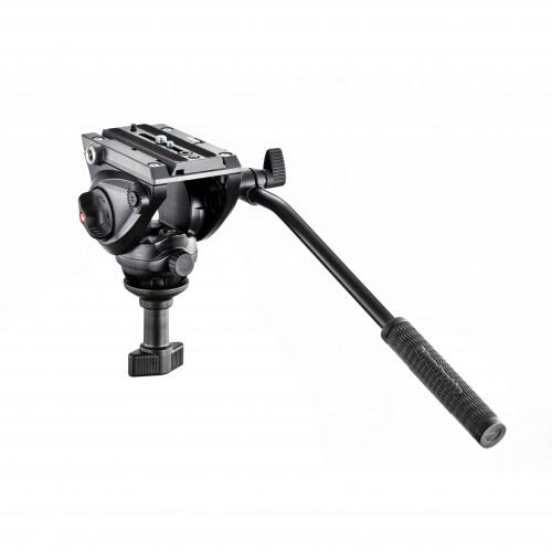 MANFROTTO Videohuvud MVH500A Half-Ball 60mm.