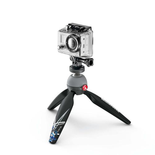 MANFROTTO Bordsstativ Pixi Xtreme GoPro