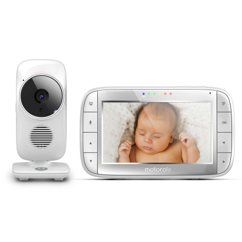 MOTOROLA Babymonitor MBP48 - Video
