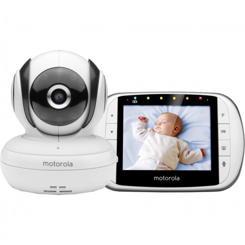 MOTOROLA Babymonitor MBP36SC - Video