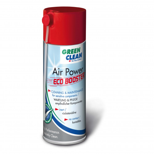 GREENCLEAN GREEN CLEAN Tryckluft 400 ml. G-2044 Air Power Eco Booster