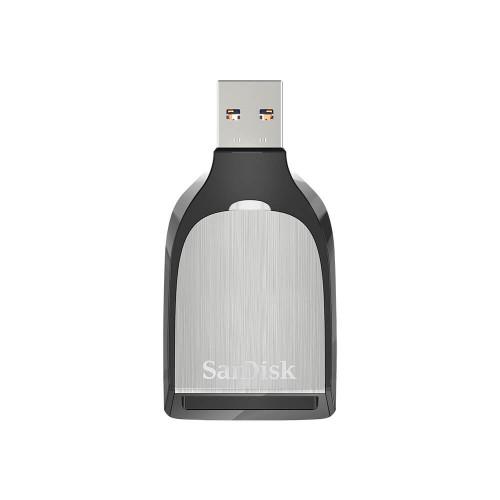 SANDISK Minneskortläsare USB Typ-A för SD UHS-I, UHS-II