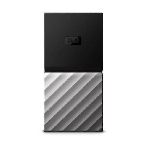 WD2 WD Bärbar SSD MyPassport 1TB