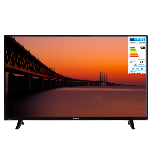 "Champion TV LED 49"" DLED Smart/WiFi"
