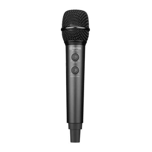 BOYA Mikrofon Handhållen Digital BY-HM2 Kondensator USB-A/C & Lightning