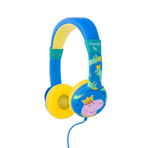 PEPPA PIG Hörlur Junior On-Ear 85dB Prins George