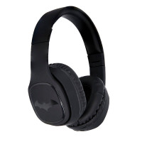 BATMAN Hörlur Teen Bluetooth Over-Ear 100dB  Trådlös Dark Knight