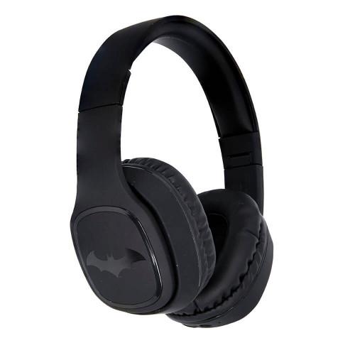 BATMAN Hörlur Teen Bluetooth Over-Ear 100dB  Trådlös Dark Knight