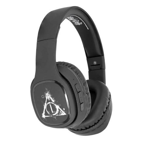 HP HARRY POTTER Hörlur Teen Bluetooth Over-Ear 100dB  Trådlös Deathly Hallows