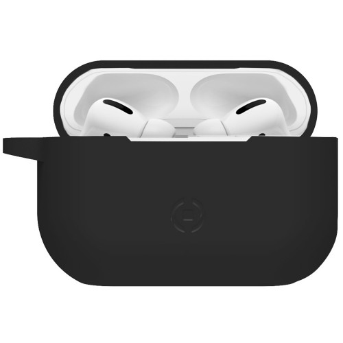 Celly Airpods Pro skyddsfodral Svart