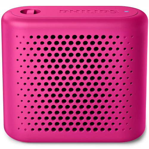 Philips Bluetooth-högtalare Rosa