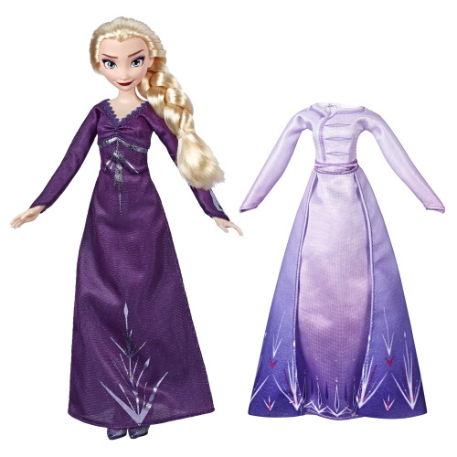 Disney Frozen 2 Doll And Extra Elsa
