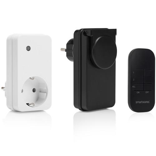 Smartwares Julbelysnings-kontrollkit