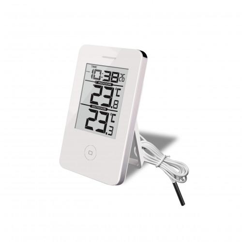 TERMOMETER FABRIKEN Termometer och Klocka Digital