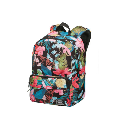 "AT AMERICAN TOURISTER Ryggsäck URBAN GROOVE  14"" Blommor"
