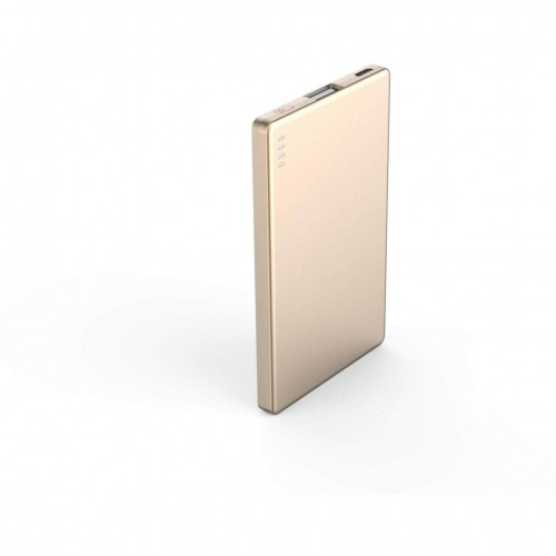 KIT Powerbank Kreditkort 2000mAh Guld